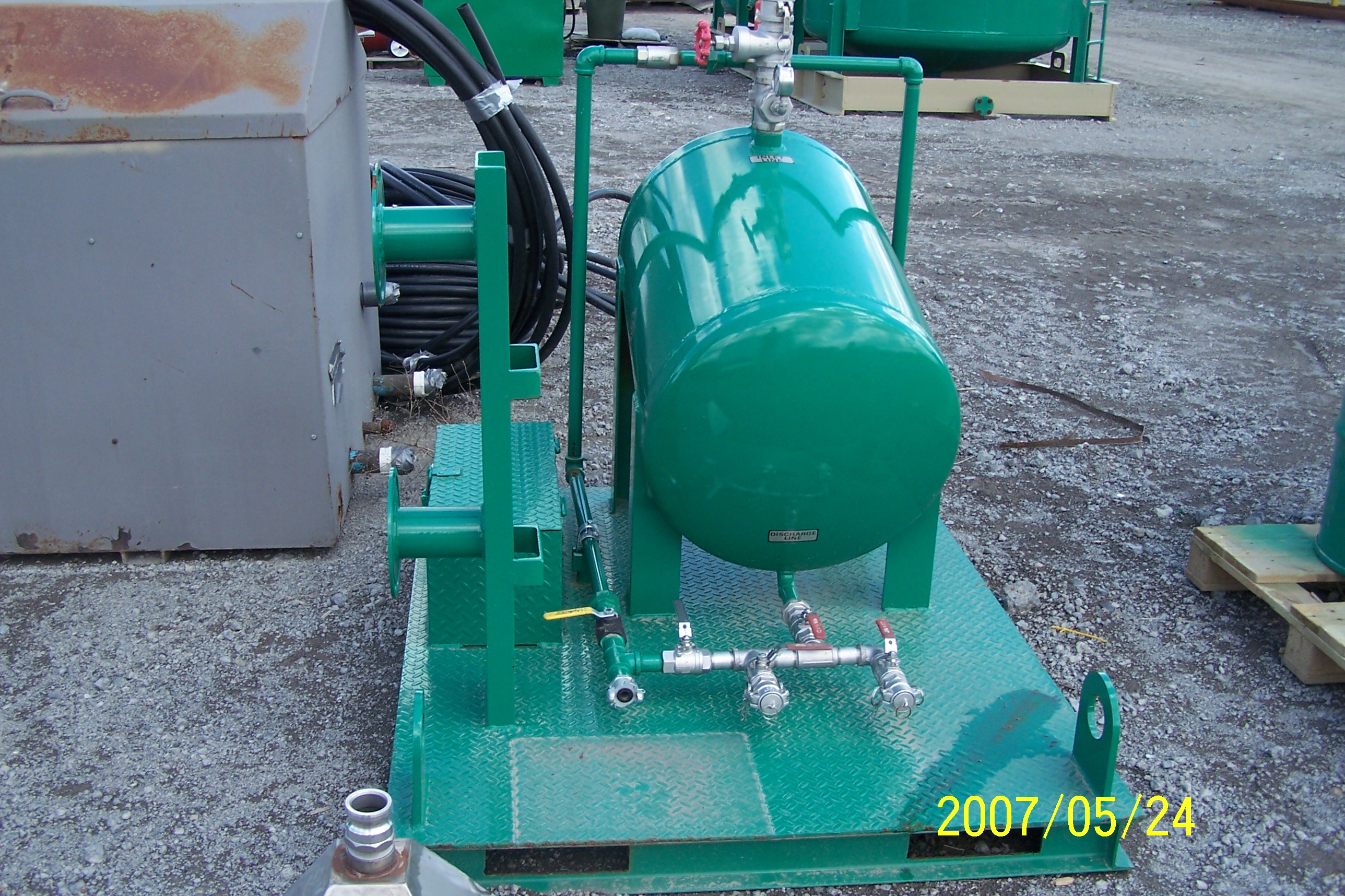 Nutrient Injection System